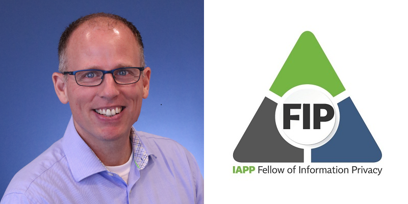 Scott Wilson, IAPP Fellow of Information Privacy
